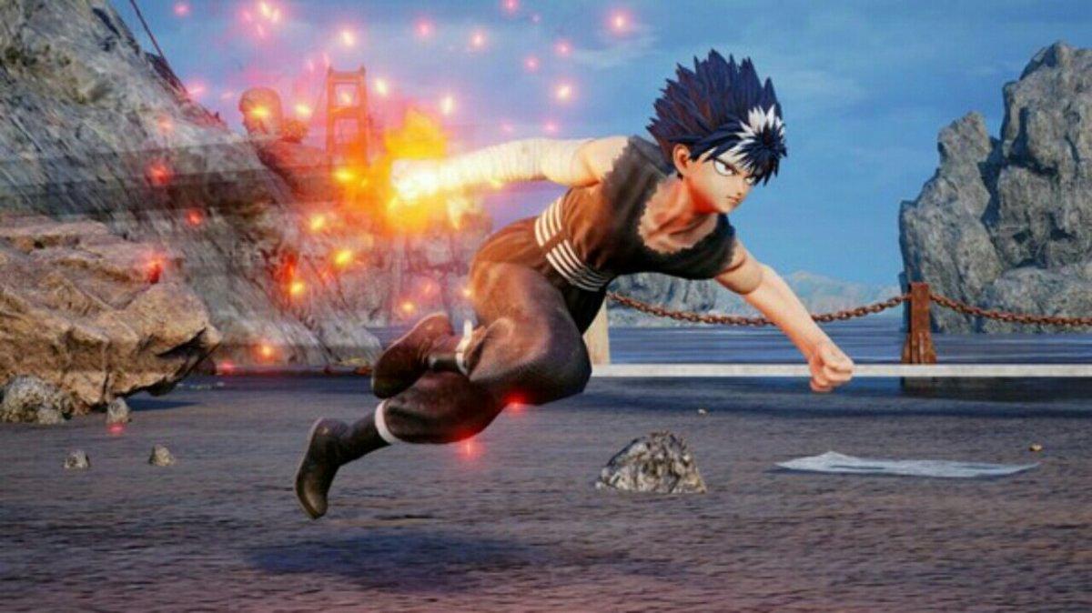 Game Jump Force Tambahkan Hiei dari Yu Yu Hakusho 3
