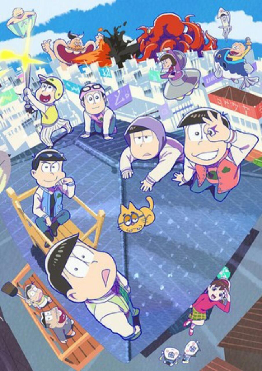 Season Ketiga Anime Mr. Osomatsu Ungkap Lagu Penutup 1
