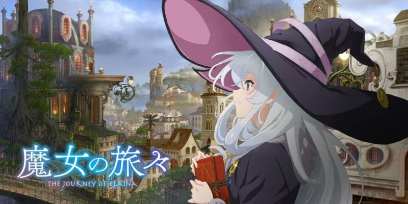 Muse Indonesia akan Menayangkan Anime Wandering Witch: The Journey of Elaina, Kuma Kuma Kuma Bear, Is the Order a Rabbit? BLOOM 1