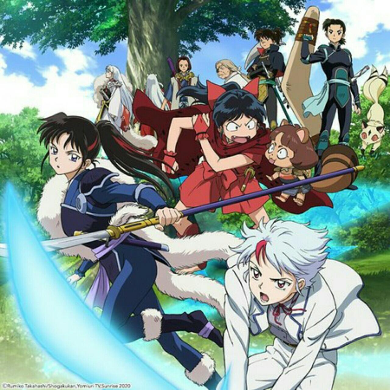 Anime Yashahime Tambahkan 3 Anggota Seiyuu 1