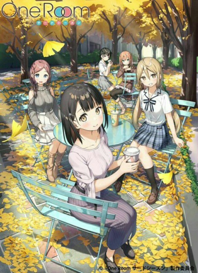 Video Promosi Anime One Room: Third Season Dirilis 3