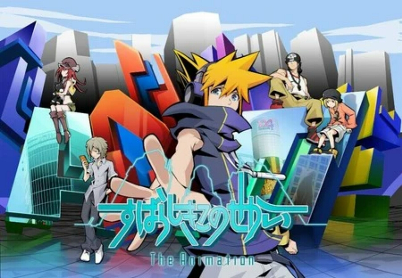 Anime The World Ends With You Dipratinjau di Dalam Video Spesial 1