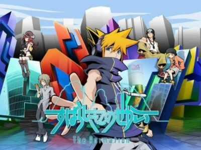 Anime The World Ends With You Dipratinjau di Dalam Video Spesial 16
