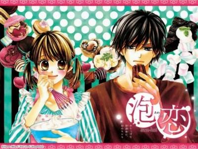 Manga Awa-Koi Karya Kanan Minami Telah Berakhir 1