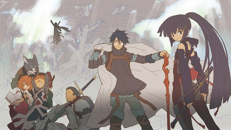 Anime Log Horizon Season 3 Akan Tayang Perdana Pada 13 Januari 2021 1