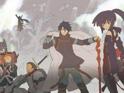 Anime Log Horizon Season 3 Akan Tayang Perdana Pada 13 Januari 2021 22