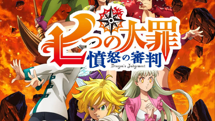 The Seven Deadly Sins Final Arc Akan Tayang Januari Nanti 1