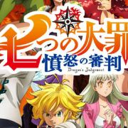 The Seven Deadly Sins Final Arc Akan Tayang Januari Nanti 14