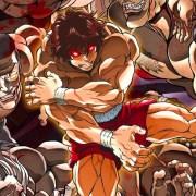 Manga Hanma Baki - Son of Ogre Dapatkan Adaptasi Anime sebagai Seri Ke-3 Baki di Netflix 5