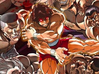 Manga Hanma Baki - Son of Ogre Dapatkan Adaptasi Anime sebagai Seri Ke-3 Baki di Netflix 29