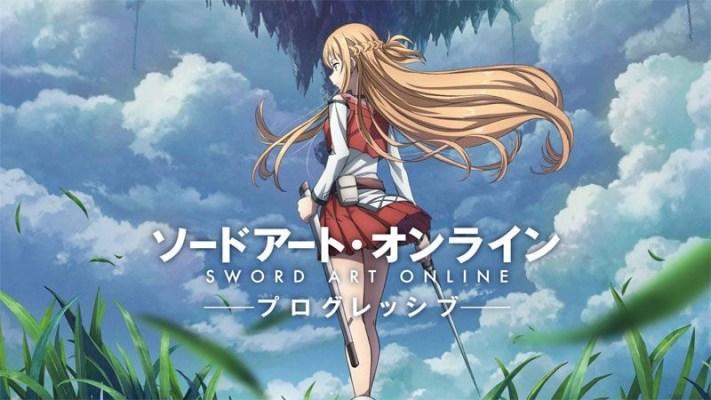 "Light Novel ""Sword Art Online : Progressive"" Dapatkan Adaptasi Anime 1"