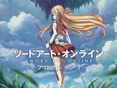 "Light Novel ""Sword Art Online : Progressive"" Dapatkan Adaptasi Anime 18"