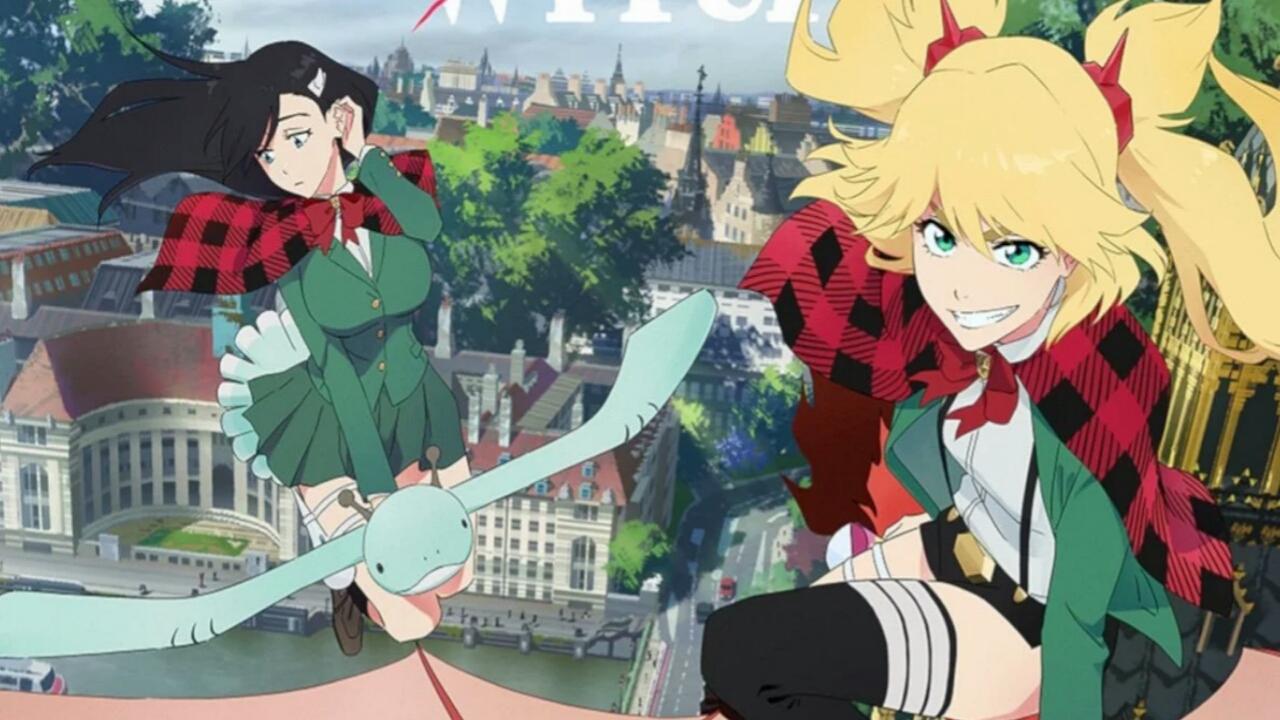 Anime Burn The Witch Akan Ditayangkan oleh Muse Indonesia 1
