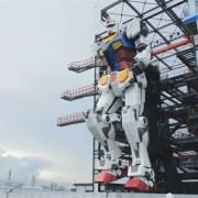 Grand Opening Patung Gundam Bergerak Ukuran Asli Sekarang Dijadwalkan untuk Tanggal 19 Desember 12