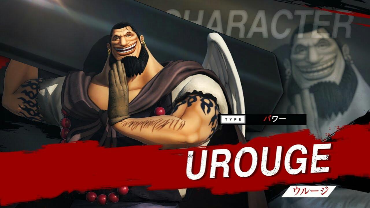 Video Game One Piece Pirate Warriors 4 Pratinjau Karakter DLC Urouge 1