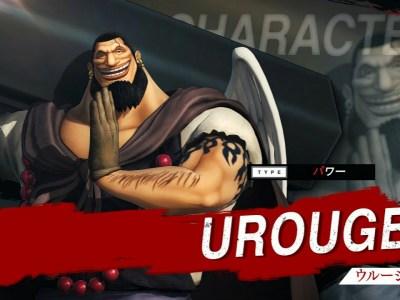 Video Game One Piece Pirate Warriors 4 Pratinjau Karakter DLC Urouge 36