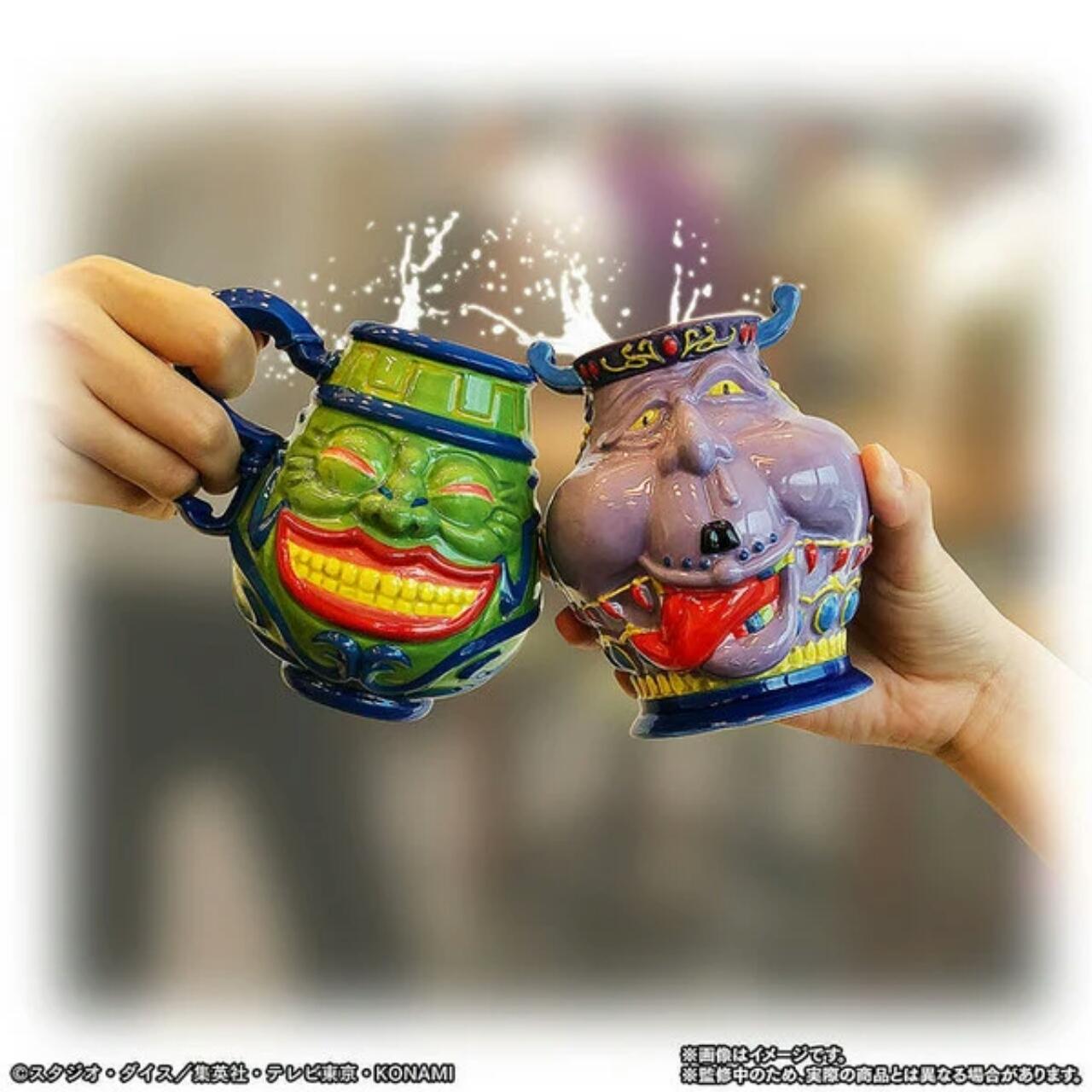 Kini Kamu Bisa Minum Minuman Favorit Kamu dengan Cangkir Pot of Greed dan Pot of Avarice dari Yu-Gi-Oh! 1