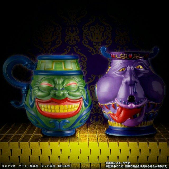 Kini Kamu Bisa Minum Minuman Favorit Kamu dengan Cangkir Pot of Greed dan Pot of Avarice dari Yu-Gi-Oh! 3