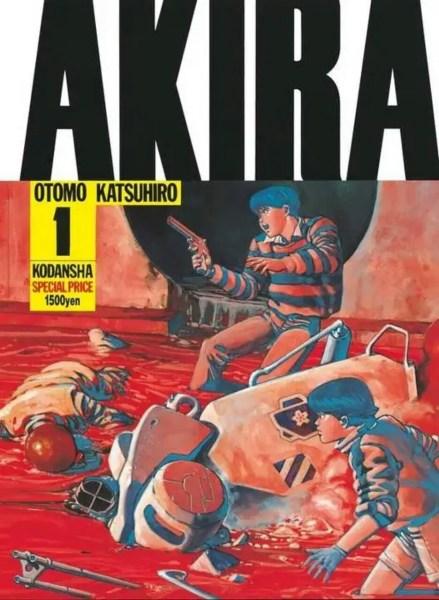 Akira Volume 1 Adalah Manga Kodansha Pertama yang Mendapatkan Pencetakan ke-100 1