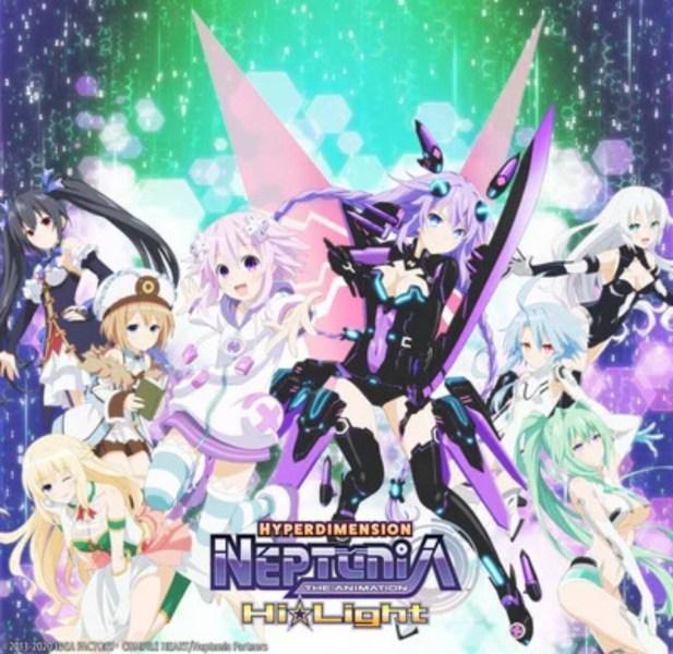 Kompilasi Anime dan OVA Hyperdimension Neptunia Diluncurkan di Steam 1