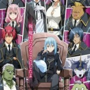 Anime That Time I Got Reincarnated as a Slime Season 2 akan Tayang Perdana pada Tanggal 5 Januari setelah Penundaan karena COVID-19 6