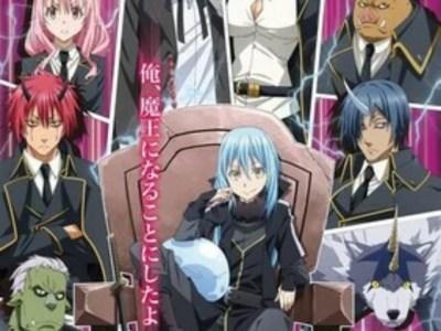 Anime That Time I Got Reincarnated as a Slime Season 2 akan Tayang Perdana pada Tanggal 5 Januari setelah Penundaan karena COVID-19 13