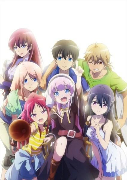 Anime The Day I Became a God Garapan Key dan P.A. Works Memperkenalkan Karakter dan Seiyuu Lainnya 1