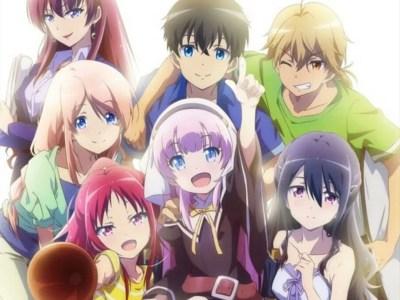 Anime The Day I Became a God Garapan Key dan P.A. Works Memperkenalkan Karakter dan Seiyuu Lainnya 2