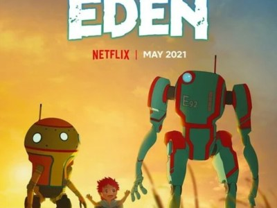 Anime Eden dari Netflix Ungkap Seiyuu, Penundaan ke Mei 2021, Visual Baru 4
