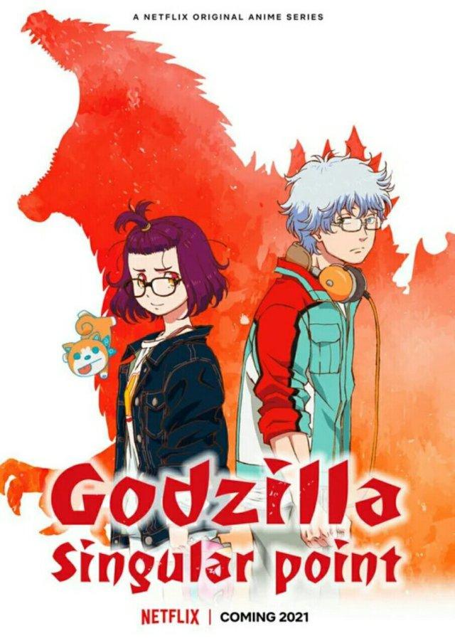 Seri Anime Godzilla Singular Point Ungkap Cerita, Video Promosi, Staf Lainnya, Visual 2