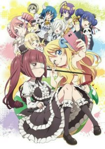 Anime Dropkick on My Devil! Season 3 Ungkap Judul, Tahun Debut 2
