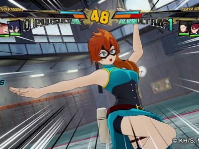 Game My Hero One's Justice 2 Perlihatkan Karakter DLC Itsuka Kendo dalam Trailer 16