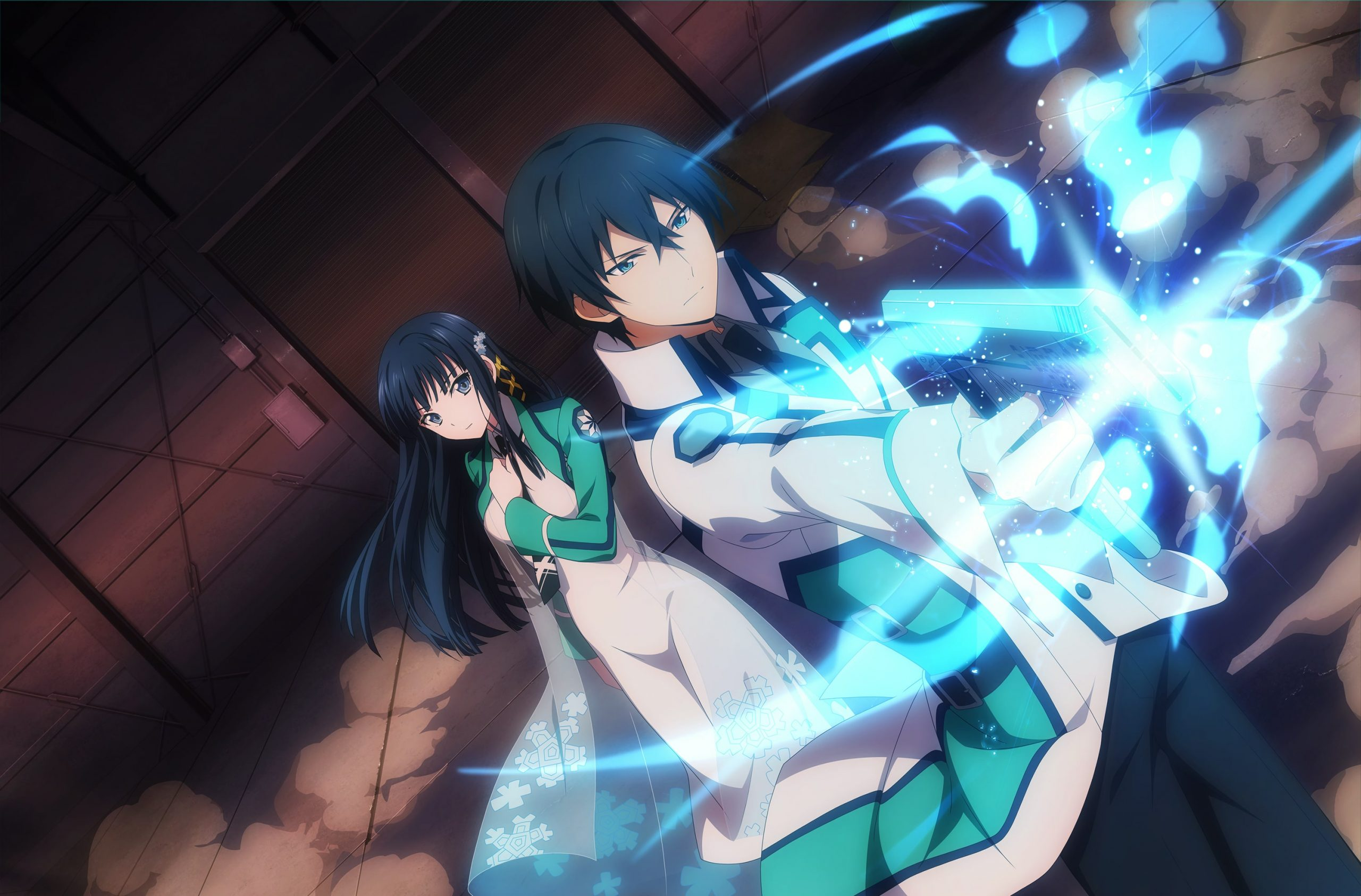 Square Enix Umumkan Game Ponsel Pintar The Irregular at Magic High School Reloaded Memory 1