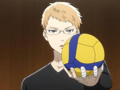 Anime 2.43: Seiin Koukou Danshi Volley-bu Tayangkan Video Yang Memperkenalkan Karakternya 10