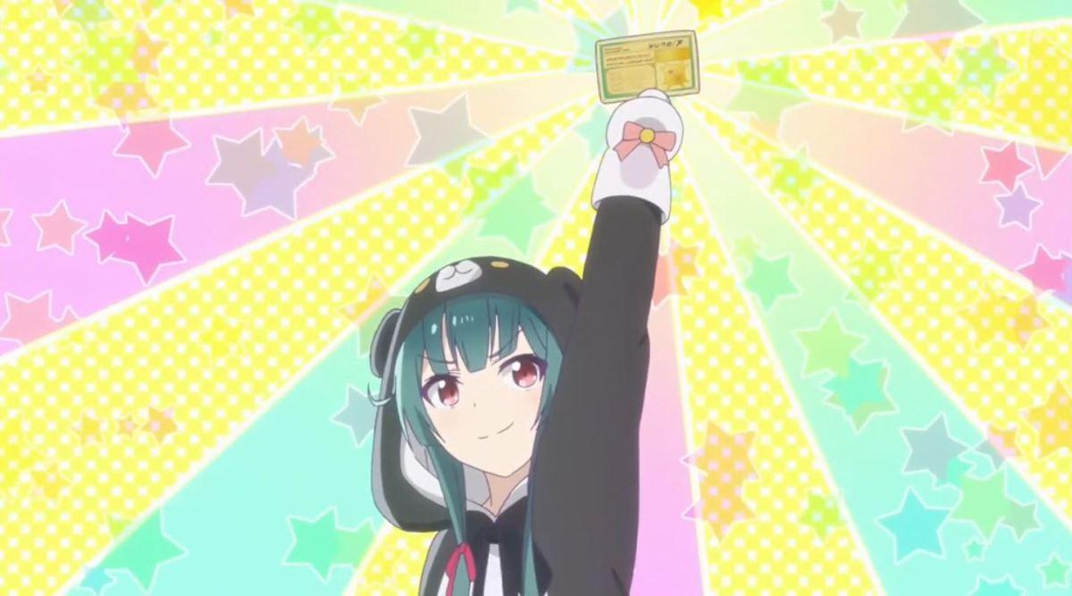 Anime Kuma Kuma Kuma Bear Resmi Mendapatkan Musim ke-2 3