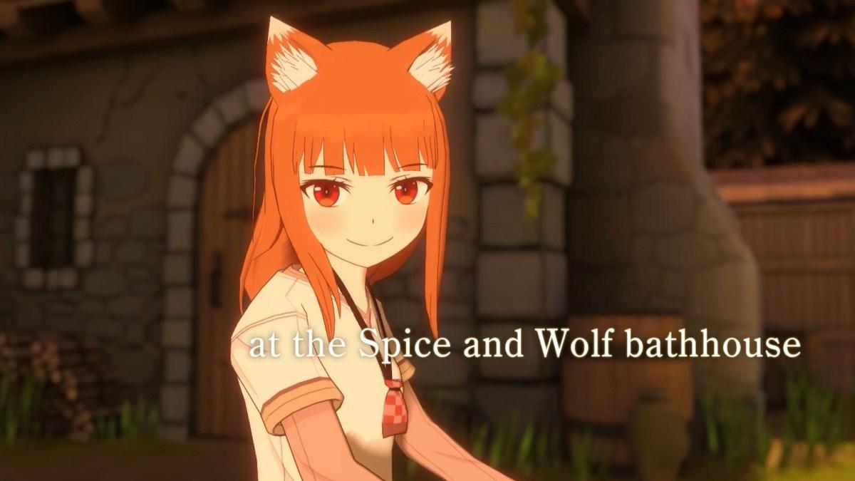 Spice & Wolf VR 2 Wolfgirls Akan Melelehkan Hatimu Dengan Dosis Moe Maksimal 18