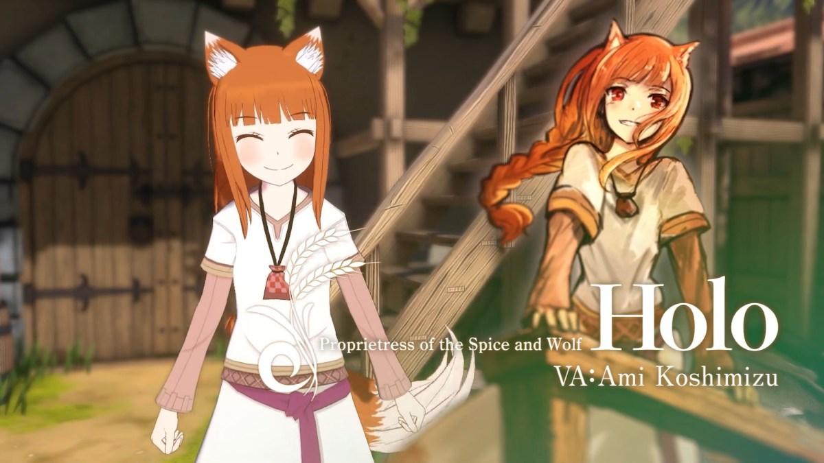 Spice & Wolf VR 2 Wolfgirls Akan Melelehkan Hatimu Dengan Dosis Moe Maksimal 4