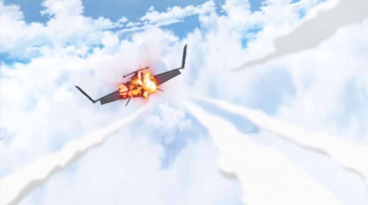Nikmati Keindahan Cuplikan Pantsu Dari Anime Strike Witches Road to Berlin 22