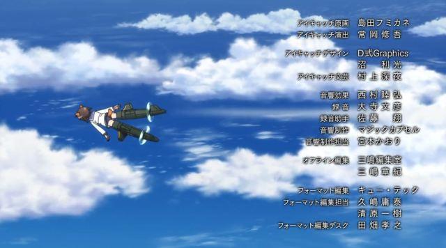 Nikmati Keindahan Cuplikan Pantsu Dari Anime Strike Witches Road to Berlin 90