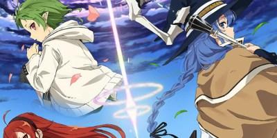 'Mushoku Tensei: Isekai Ittara Honki Dasu' Tayang perdana pada Januari 2021 4