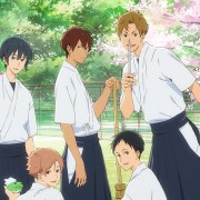 Anime 'Tsurune: Kazemai High School Archery Club' Mendapatkan Adaptasi Film Movie 16