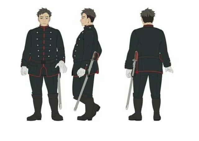 Anime TV Mars Red Ungkap 2 Anggota Seiyuu Lainnya dan Kapan Debutnya 2