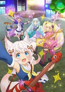 Video Promosi Anime Show by Rock!! Stars!! Perdengarkan Lagu Pembukanya 2
