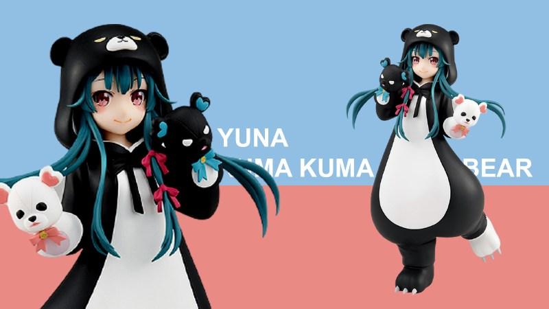 Miliki Sosok Yuna Yang Overpower Dengan Kostum Beruangnya - Kini Dijual Figure Yuna Setinggi 17-Cm 1