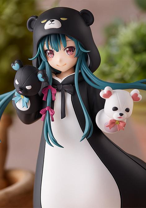 Miliki Sosok Yuna Yang Overpower Dengan Kostum Beruangnya - Kini Dijual Figure Yuna Setinggi 17-Cm 5