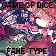 FAKE TYPE. Cover