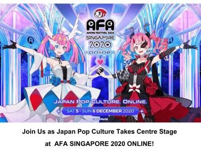 Anime Festival Asia - Singapore 2020 LINE UP J-Pop Idol & Puluhan Konten Siap Gempur AFA Fans Dalam Format Online! 40