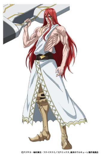 Manga Shuumatsu no Walkure Resmi Mendapatkan Adaptasi Anime 5
