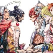 Manga Shuumatsu no Walkure Resmi Mendapatkan Adaptasi Anime 10