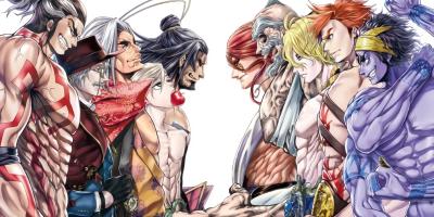 Manga Shuumatsu no Walkure Resmi Mendapatkan Adaptasi Anime 54